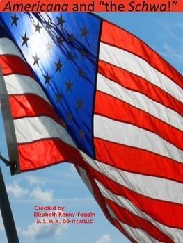 Schwa the Americana Way!