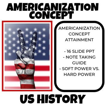 Americanization PPT US History