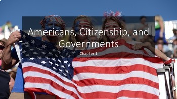 Americans, Citizenship, and Governments Bundle