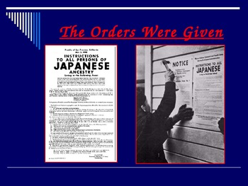 America's Black Eye: Japanese-American Internment Camps