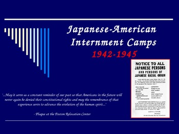 America's Black Eye: Japanese-American Internment Camps