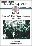America's Civil Rights Movement: A Thematic Notebooking Unit