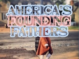 Founding Fathers of America Magic Portrait PowerPoint