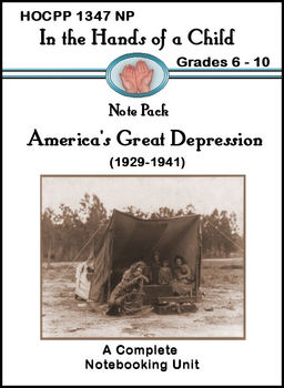 America's Great Depression (1929-1941)