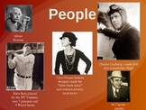 America's History Highlights 20's to Today Powerpoint 87 Slides