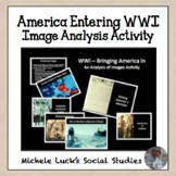 America's Joining the War Effort In WWI Introduction Powerpoint