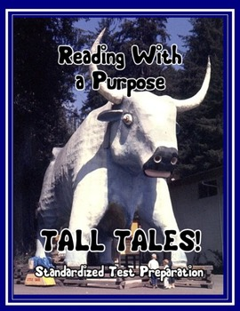 America's Tall Tales: 5th Grade Reading Test Prep
