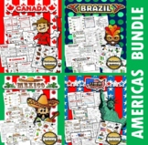 Americas Themed Mega Bundle