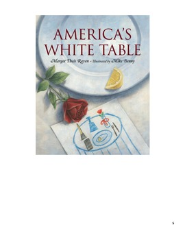 America's White Table- Read Aloud Lesson