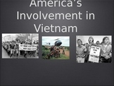 America's involvement in Vietnam