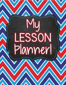 Americana Teacher Binder {2016-2017}