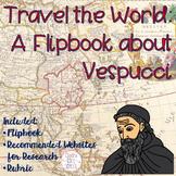 Amerigo Vespucci Explorer Research Flipbook