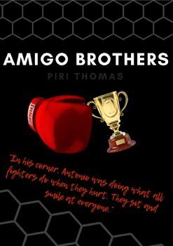Amigo Brothers - Poster Set