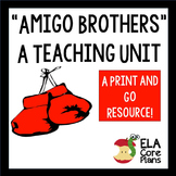 Amigo Brothers~ Short Story Teaching Packet