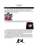 Amigo Brothers:  WIDA Access Writing Prep for Grades 7-12