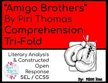 amigo brothers short story