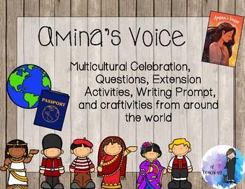 Amina's Voice Multicultural Unit Growing Bundle