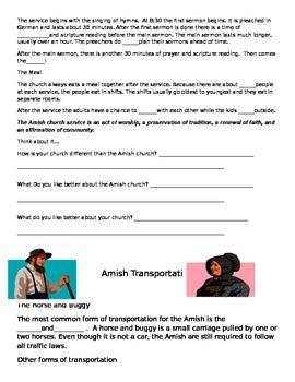Amish Unit