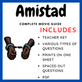 Amistad - Complete Movie Guide