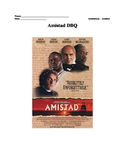 Amistad Document Based Question (DBQ)