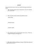 Amistad Movie Questions
