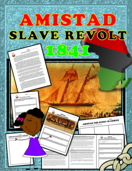 Amistad Slave Revolt and Trial with John Quincy Adams
