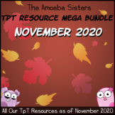 Amoeba Sisters MEGA Bundle: All of Our TpT Resources up to