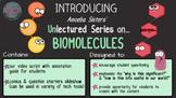 Amoeba Sisters Unlectured Series- BIOMOLECULES