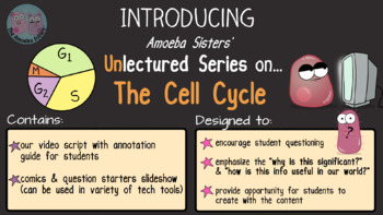 Amoeba Sisters Unlectured Series- CELL CYCLE