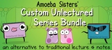 Amoeba Sisters Unlectured Series CUSTOM BUNDLE 1  (contains 8 topics)
