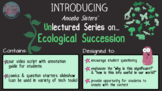 Amoeba Sisters Unlectured Series- ECOLOGICAL SUCCESSION