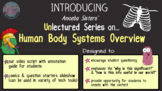 Amoeba Sisters Unlectured Series- HUMAN BODY SYSTEM FUNCTIONS OVERVIEW