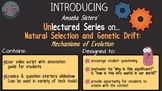 Amoeba Sisters Unlectured Series- NATURAL SELECTION and GE