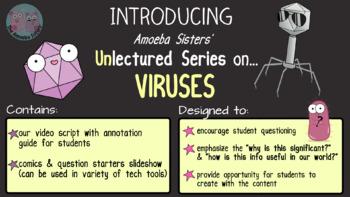 Amoeba Sisters Unlectured Series- VIRUSES