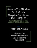 Among The Hidden Book Study Chapter 1 Free