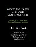 Among The Hidden Book Study Chapters 1 - 30