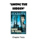 Among The Hidden Chapter Tests