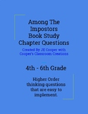 Among The Impostors Book Study Chapters 1 - 38