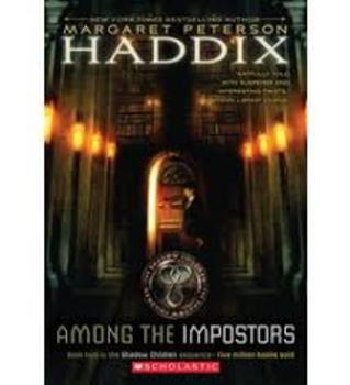 Among The Impostors By Margaret Peterson Haddix Novel Study Guide