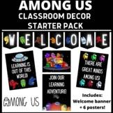 Among Us Classroom Decor Starter Kit