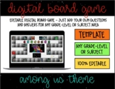 Among Us Digital Board Game Template   Any Subject - Dista