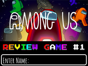 Among Us Game 1 Ppt Animated Review By Studentgamezone Tpt