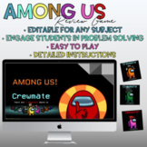 Among Us Review Game - Any Subject!