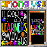 Crewmates Student, Leader, or Learner Bulletin Board, Door Decor, or Poster