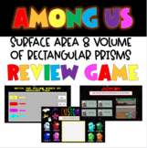 Among Us - Surface Area & Volume Game Review