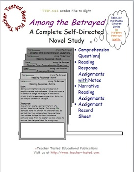 Among the Betrayed: A Complete Novel Study