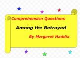 Among the Betrayed by Margaret Haddix