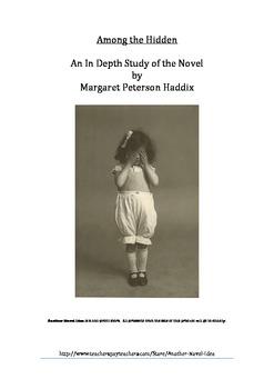 Among the Hidden - An In Depth Novel Study