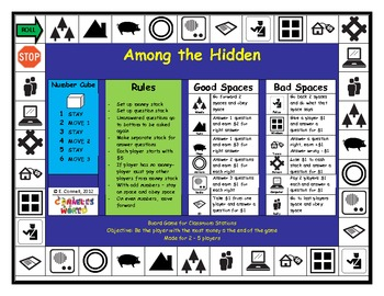 Among the Hidden Board Game