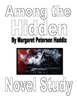 Among the Hidden Complete Novel Study